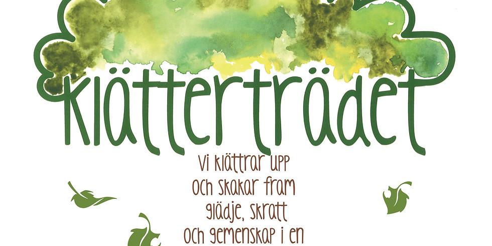 KLÄTTERTRÄDET - En sång och musikvandring