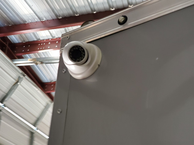 Installation and maintenance of CCTV
