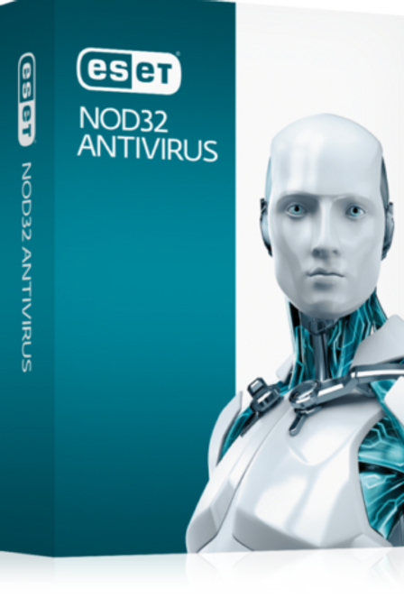 Eset NOD32 Antivirus - Version 10 on 2017 (1 Year 1 PC) KEY