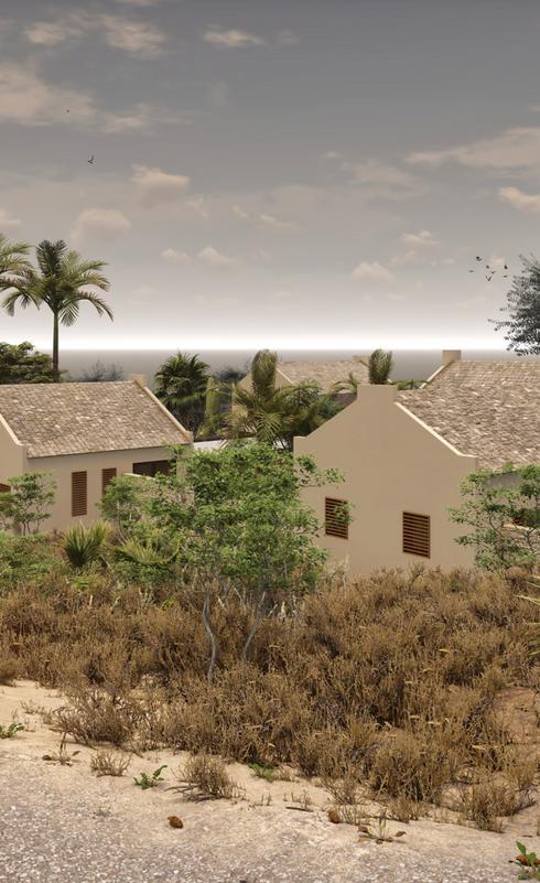 Particulier, Landhuis Villa, Bonaire