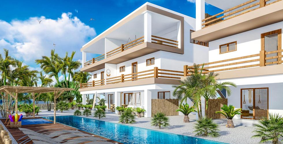Steen bouwadvies Isla Apartments