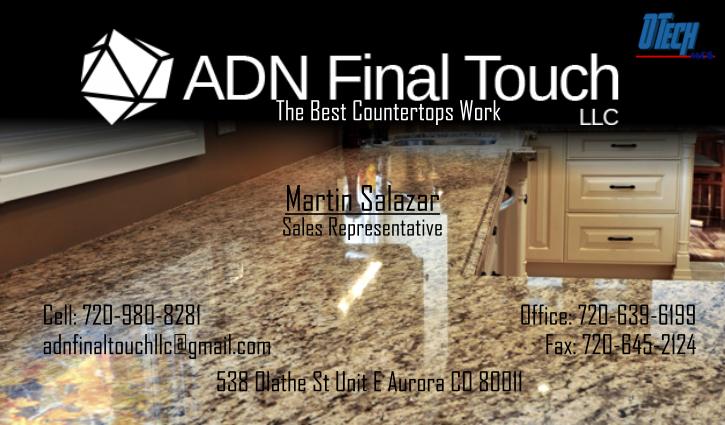 ADN Fina Touch Granite