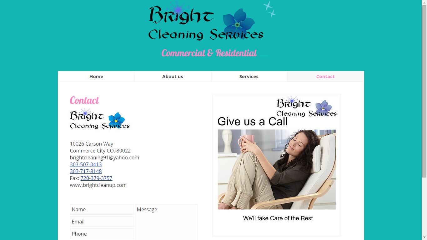 Brightcleanup.com