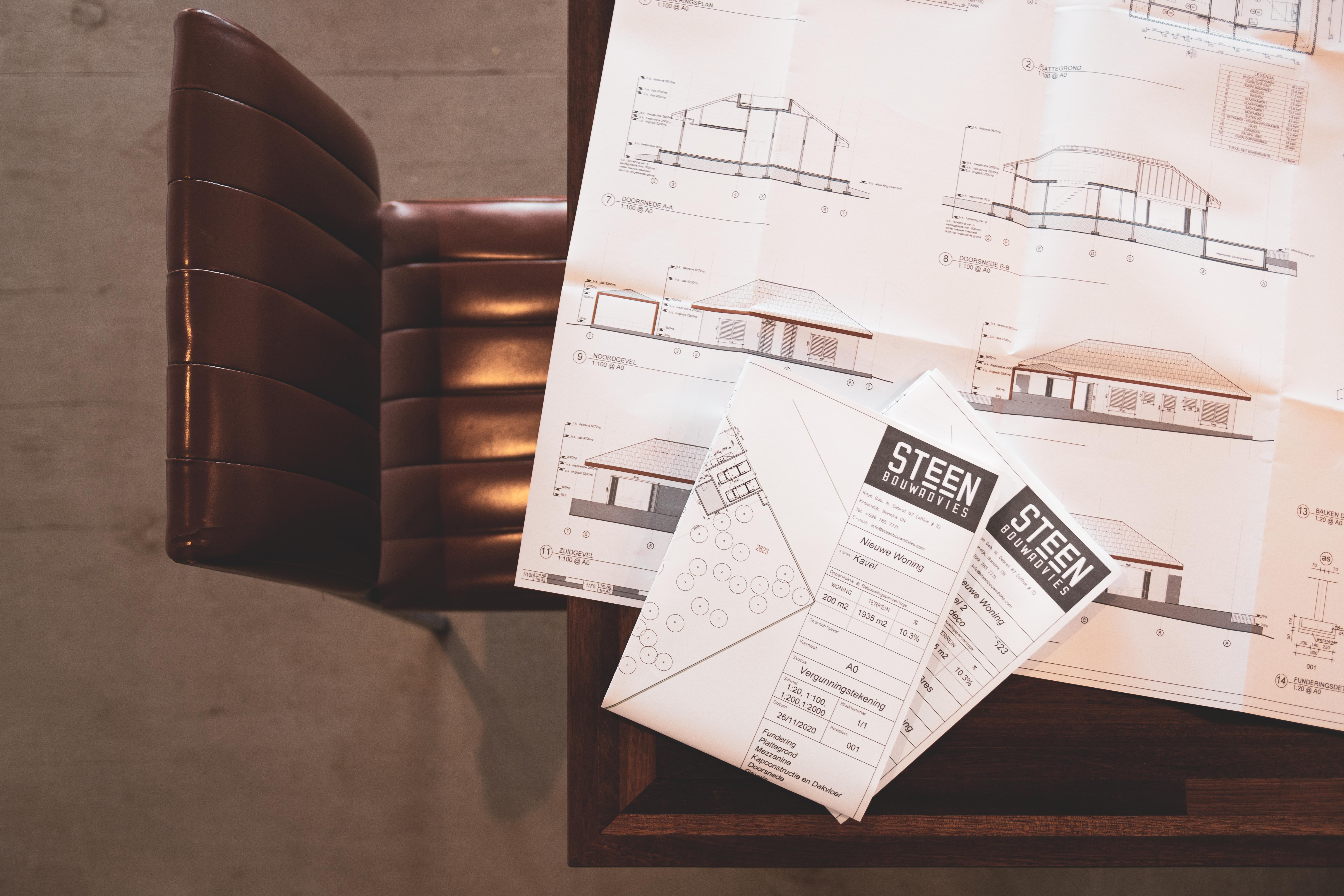 NIEUW - In huis architect
