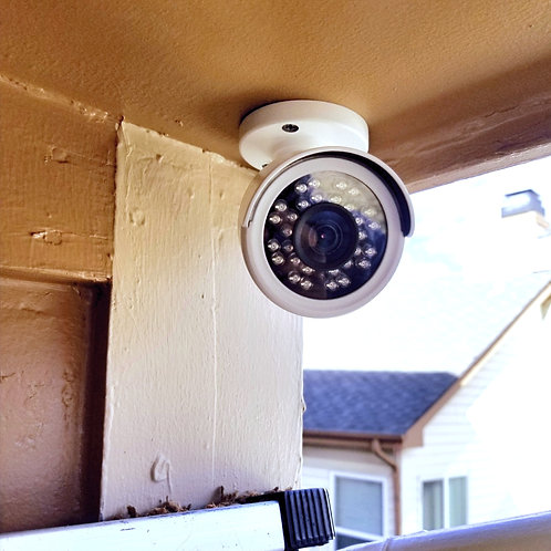 2K 4MP Security Camera System