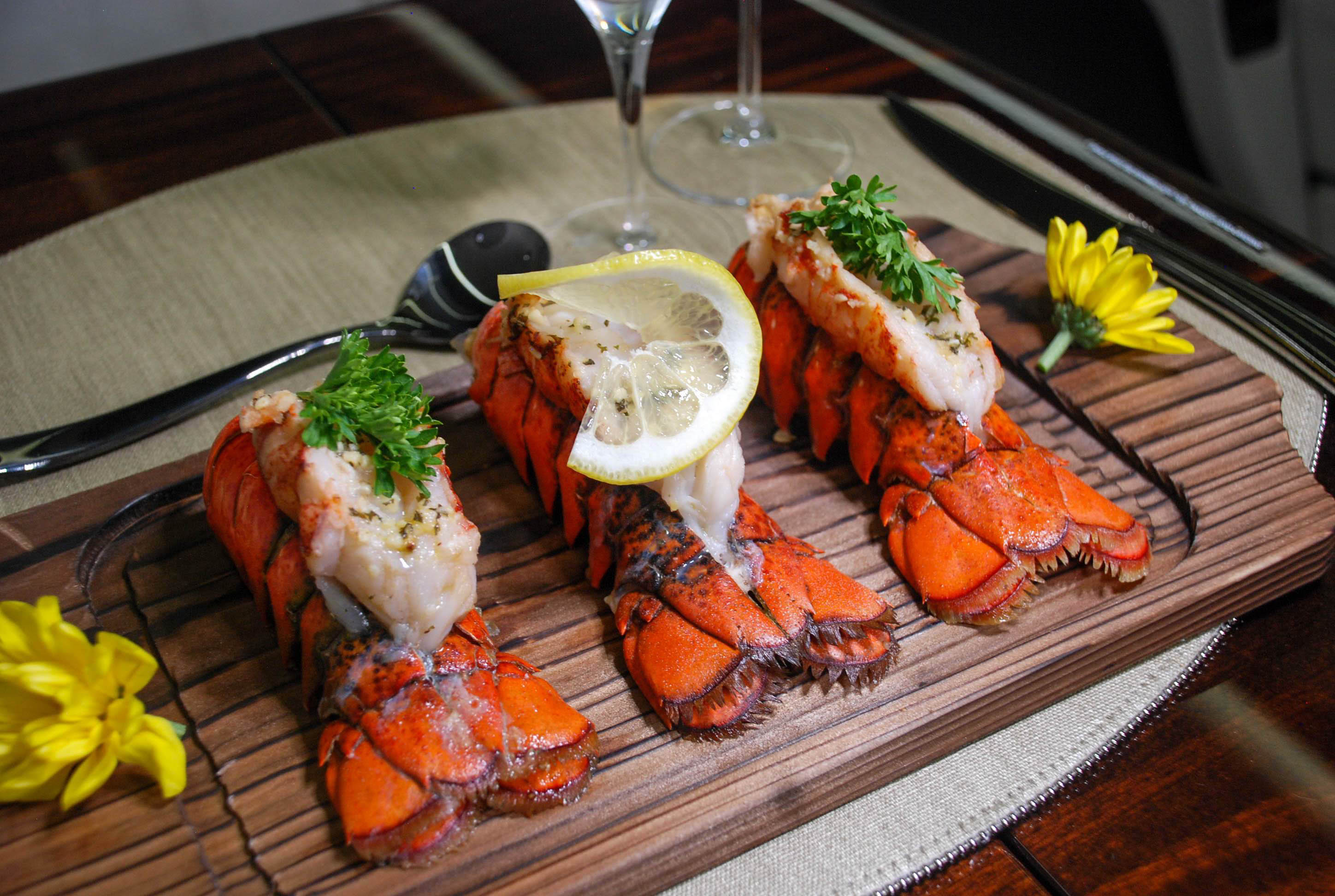 Maine Lobster Tails