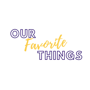 Our Favorite Things: Pick-Me-Up Podcasts
