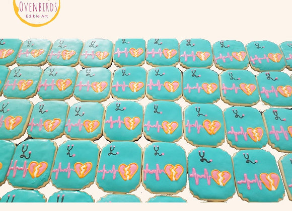 Book or Product Launch Cookies