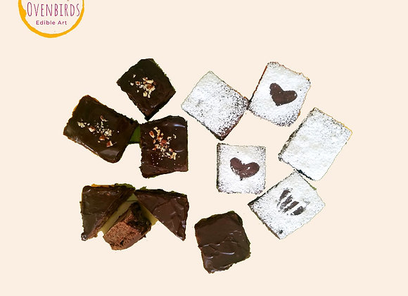 Classic Brownies (Regular and Diabetic Friendly)