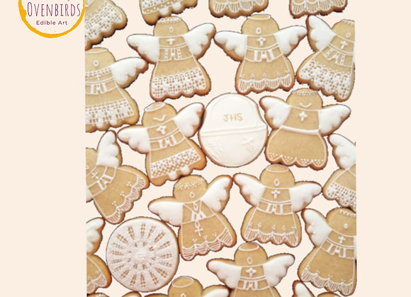 First Communion or Baptism Cookies
