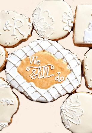 We Still Do Anniversary Cookie Set