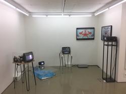 김준기_착용흔적 (穿戴痕迹), Molting, 2016 Mixed