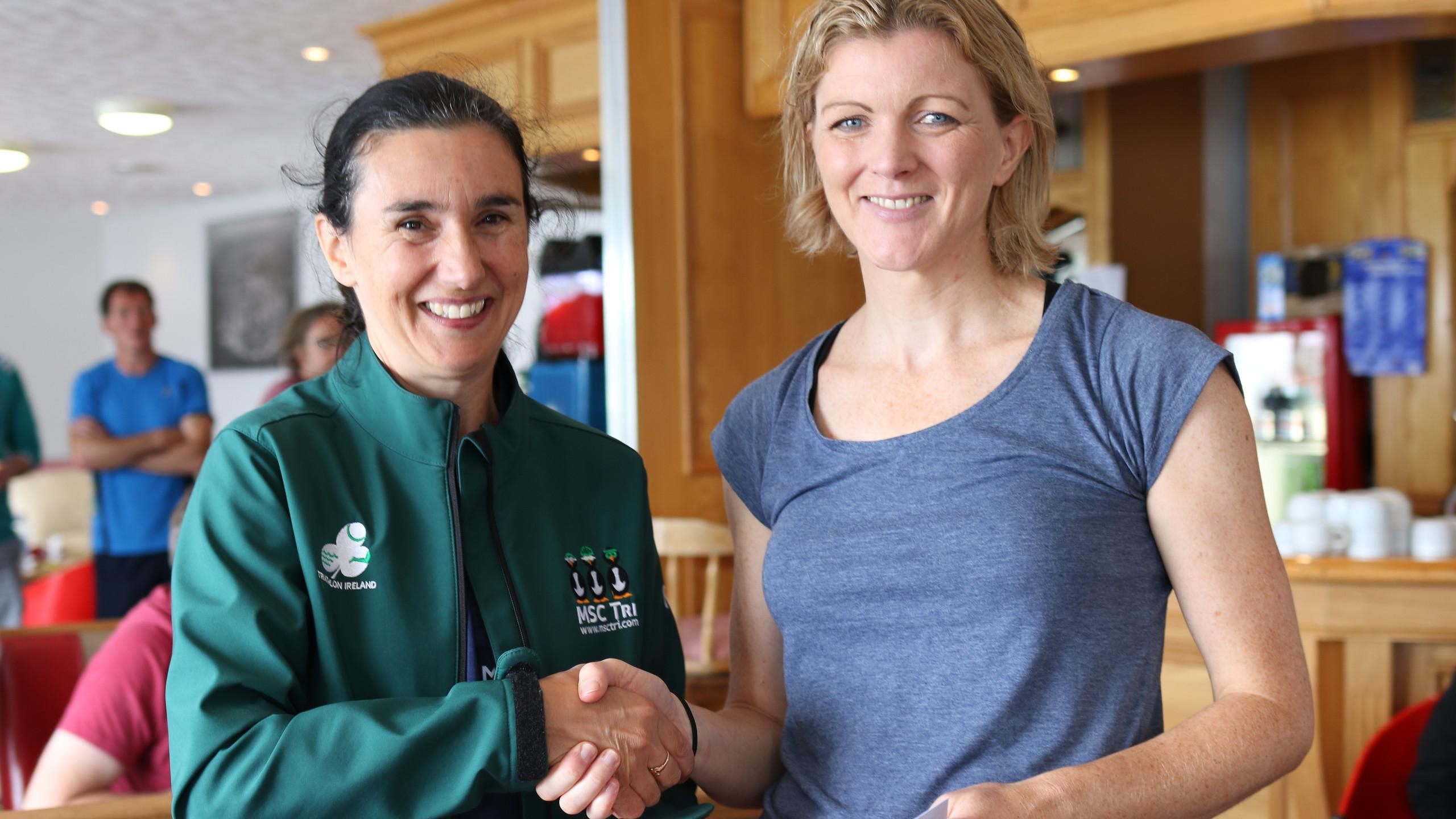 Helen Howe winner F30