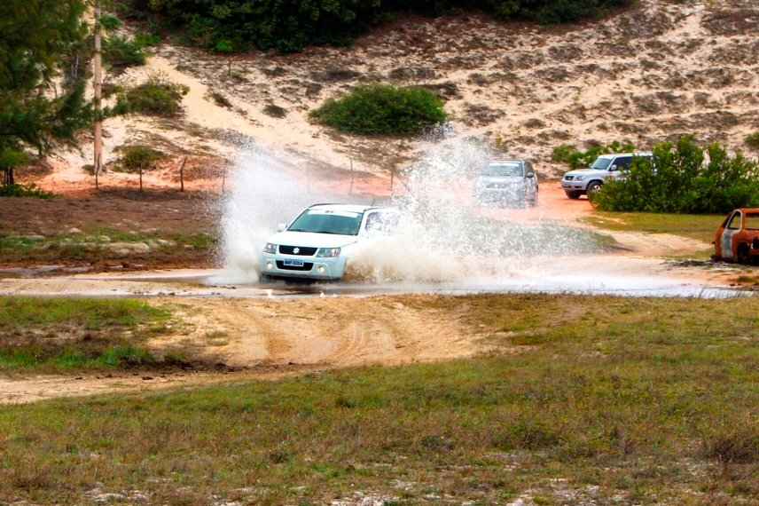Rally Solidário, Natal, 2012