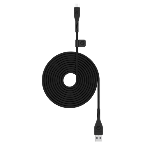 Mophie Pro 2m Type-C Cable - Black