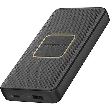 OTT Power Bank 10KMAH With QI Wireless Charge