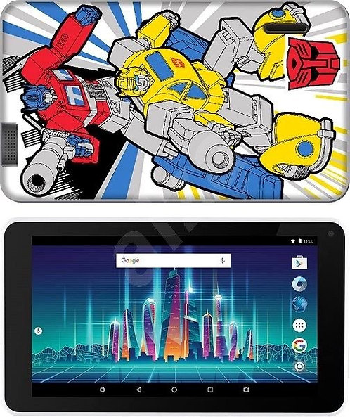 Estar 7.0 Transformers Themed Tablet