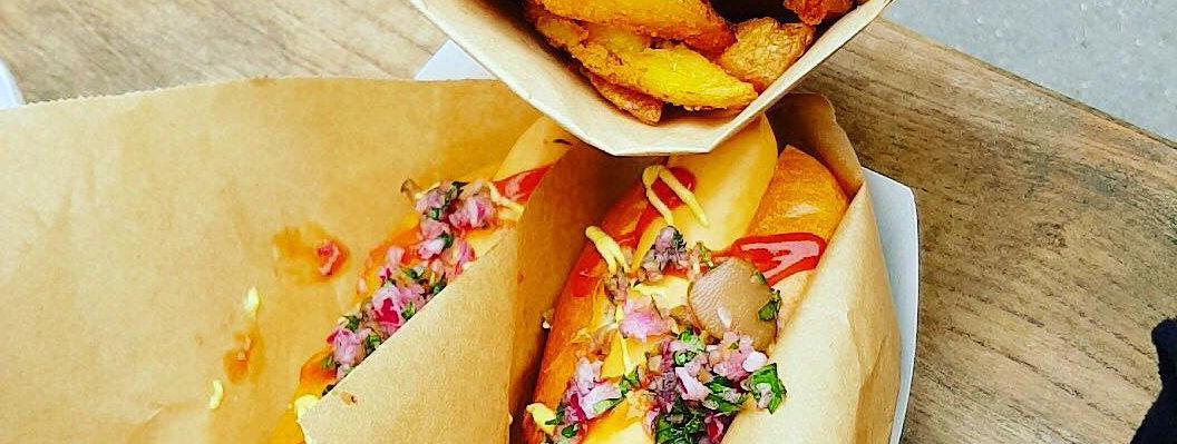 hot-dog hot dog street food truck paris