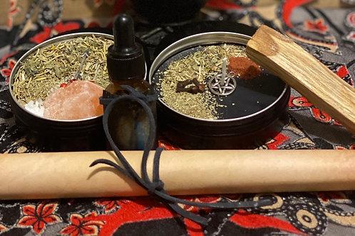 Reverse,Remove, & Protect Ritual Kit