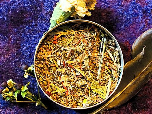 Horned God Granular Incense