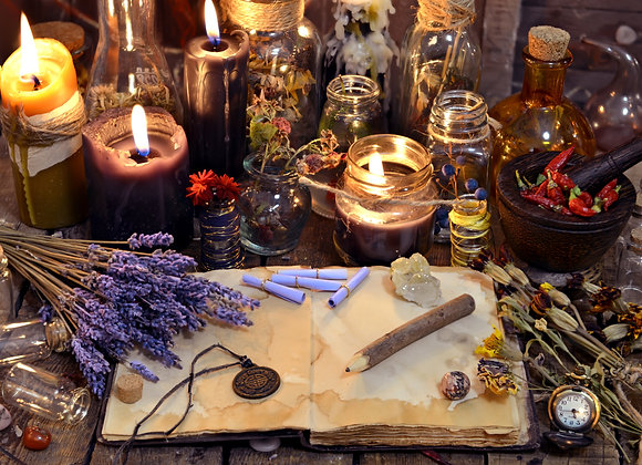 Healing Magick Package