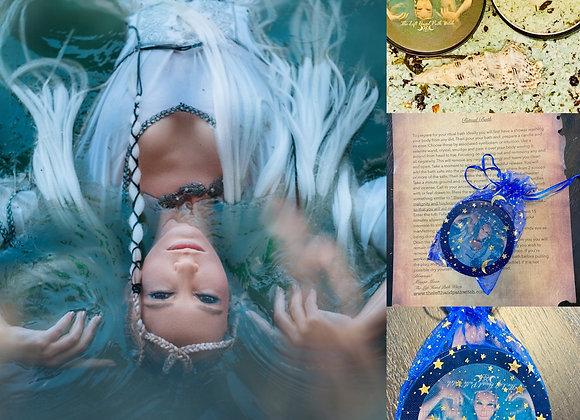Cliodna Celtic Goddess of the Sea Beauty Ritual Bath Salts