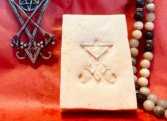 Lucifer Ritual Body Soap