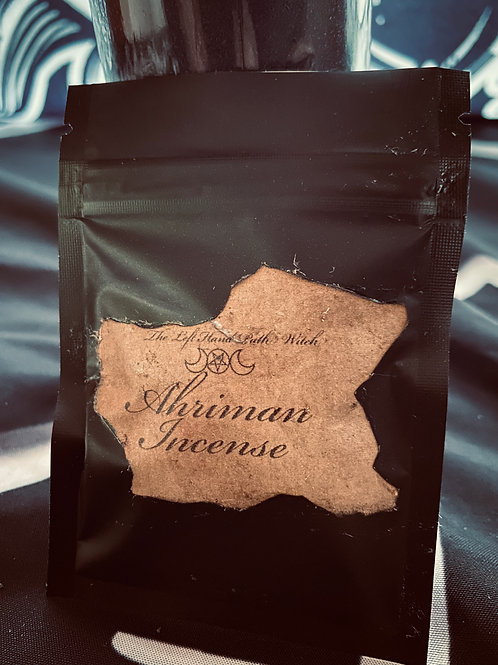 Ahriman Incense