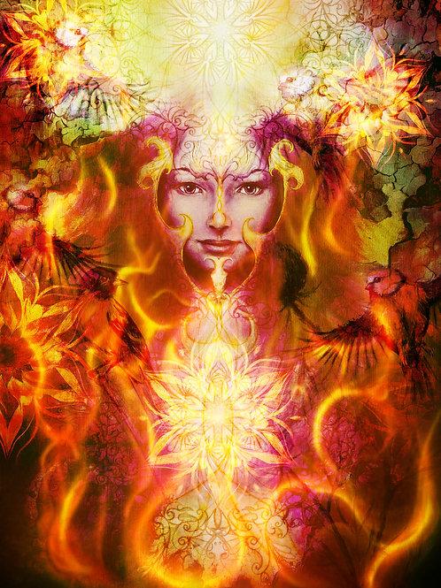 Aura Strengthening and Chakra Alignment