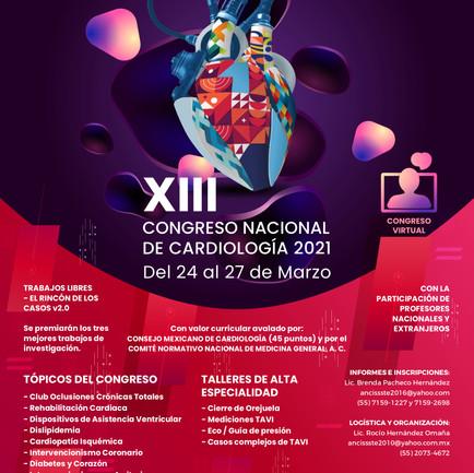 INVITACIÓN AL XIII CONGRESO NACIONAL