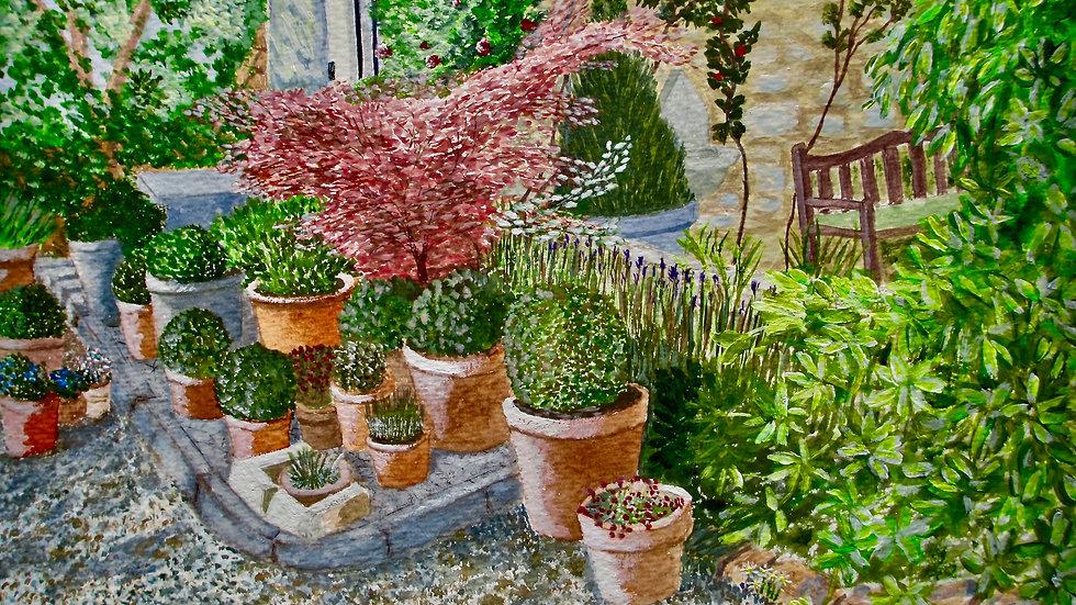 Lots of Pots in France