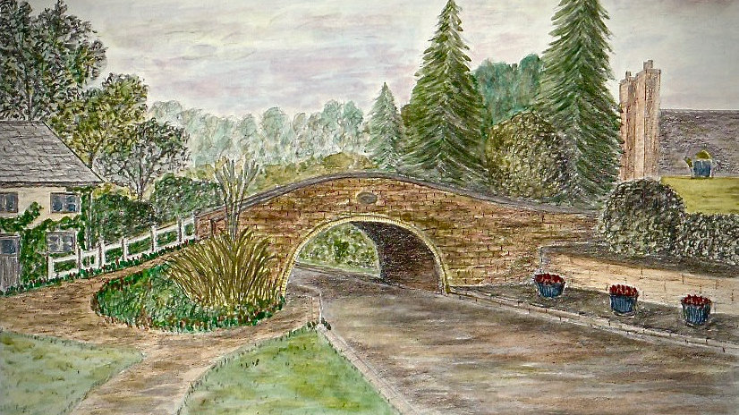 Whittington Horse Bridge, Kinver