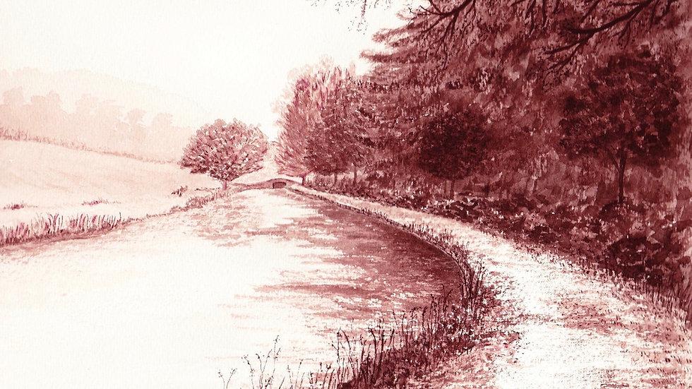 Canal at Kinver