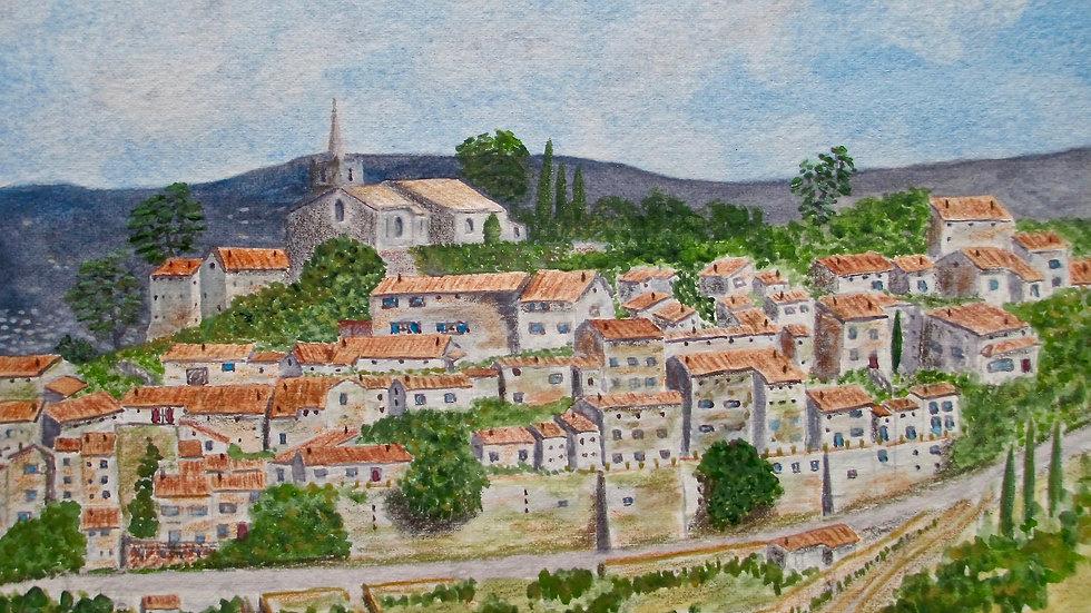 Bonnieux, Luberon, France