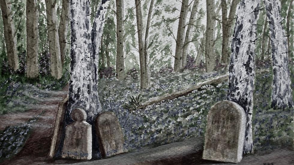 The Dogs Graveyard, Stourton