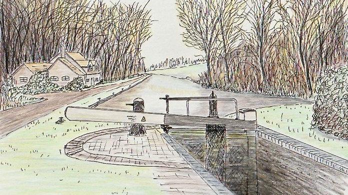 Hyde Lock No. 1, Kinver
