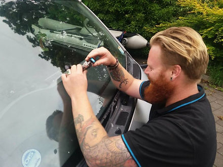 Chipped Windscreen Repair