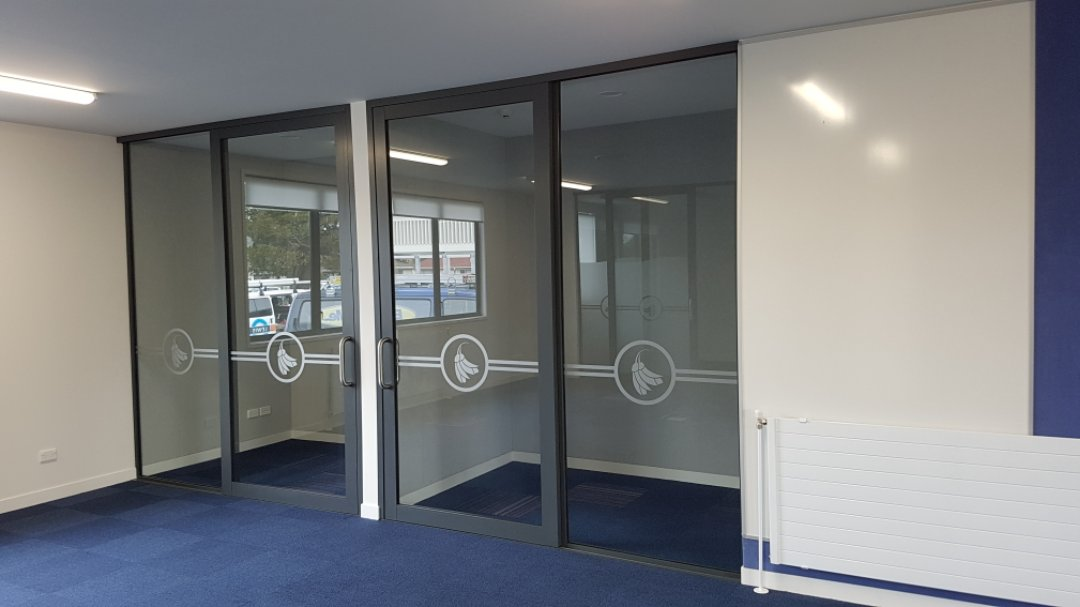 Internal Office Partitions