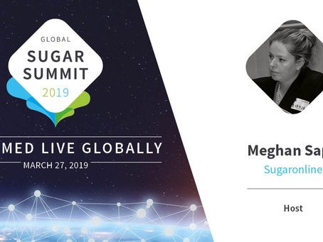GLOBAL SUGAR SUMMIT LAUNCHES IN LONDON THIS MONTH