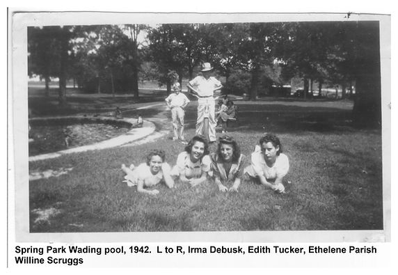 15a-Spring Park wading pool 1942.jpg