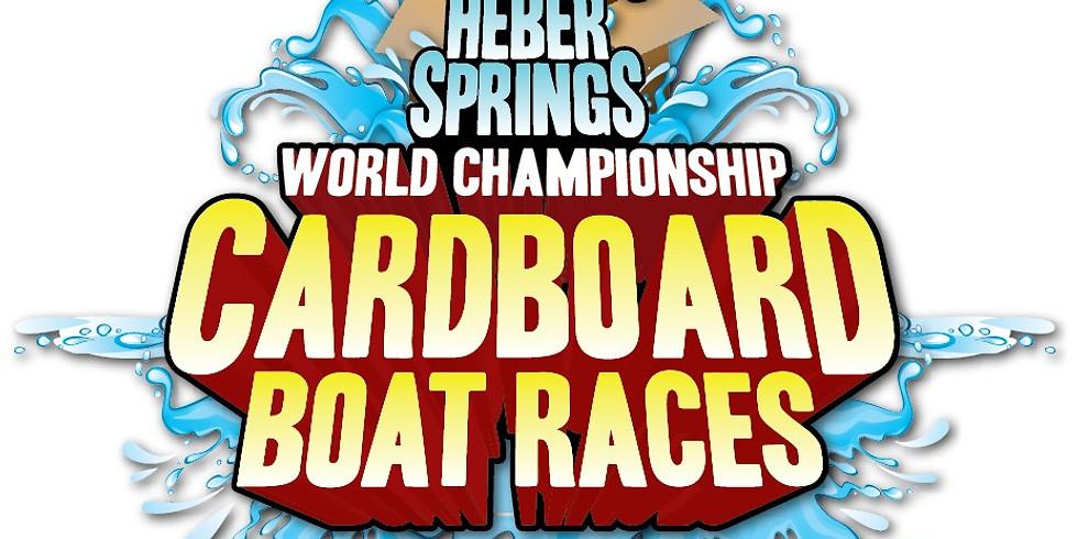 Annual World Championship Cardboard Boat Races