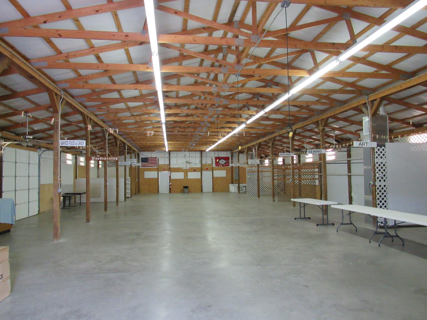 Interior of EAC Building
