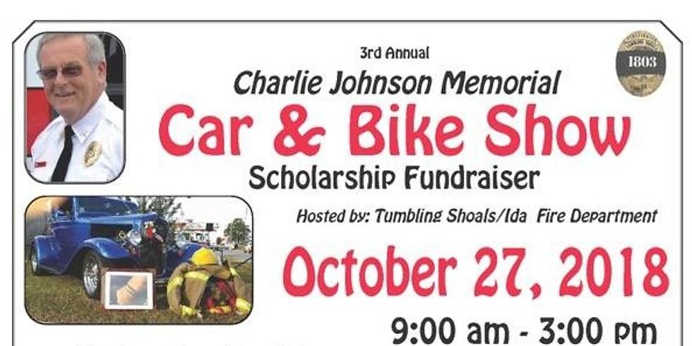 3rd Annual Charlie Johnson Memorial Car & Bike Show