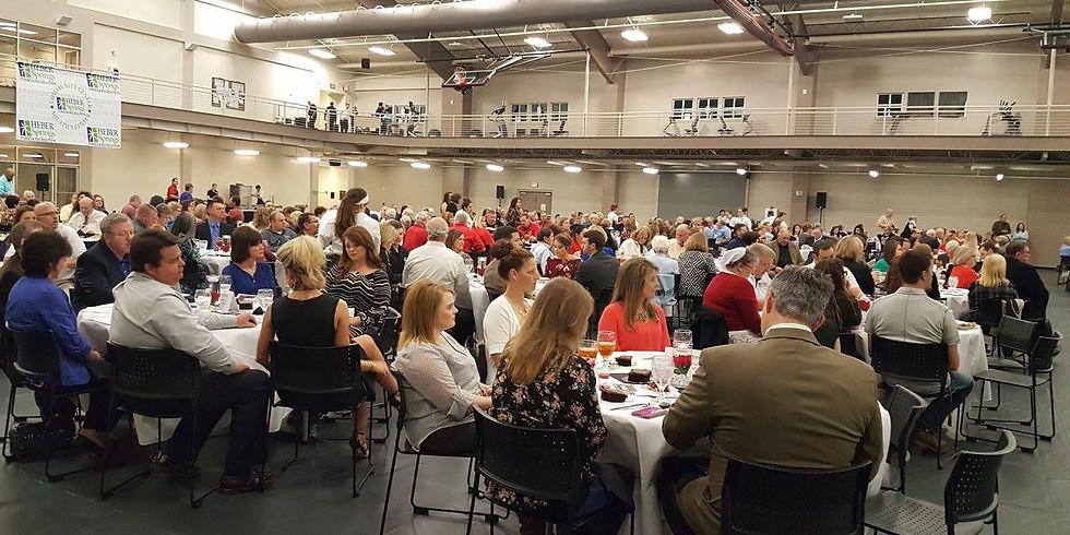 Heber Springs Chamber Banquet