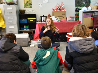 Holiday Rendezvous at Pennock Elementary
