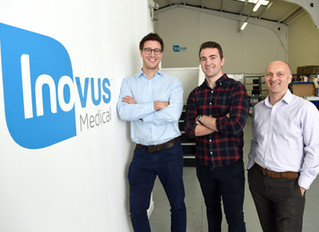 Inovus Medical set for major expansion following six figure investment