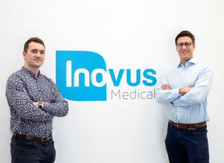 Inovus Medical to develop mixed reality laparoscopic simulator with backing from NHS England and SBR