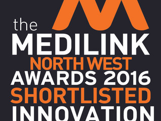 Inovus honoured at Medilink NW awards ceremony