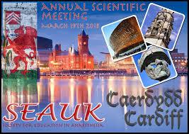 Upcoming Event: SEAUK 2018, Cardiff, UK