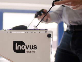 Inovus Medical secures contract as part of a £5.56 million technology funding by NHS England